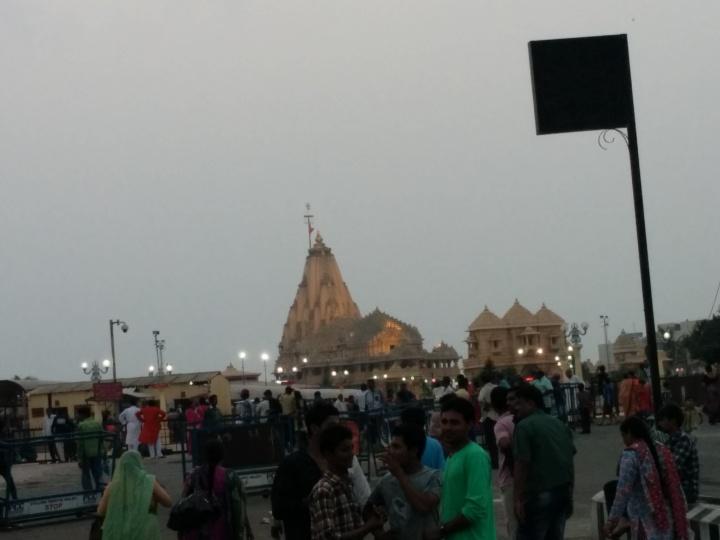 Jyotirling at Somnath