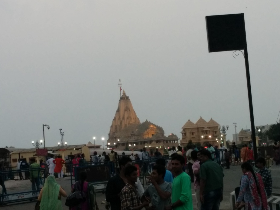Jyotirling at Somnath