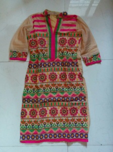 Cotton Dress Materials - Made in Jetpur
