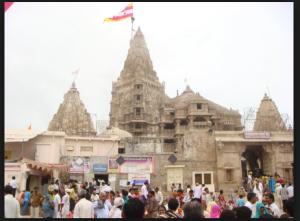 The Dwarkadish Temple - Shakti Peeth