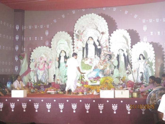 The Mahakali of Andheri (E),Mumbai