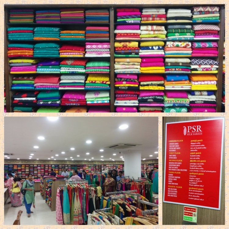 A Dazzling textile store with something for everyone