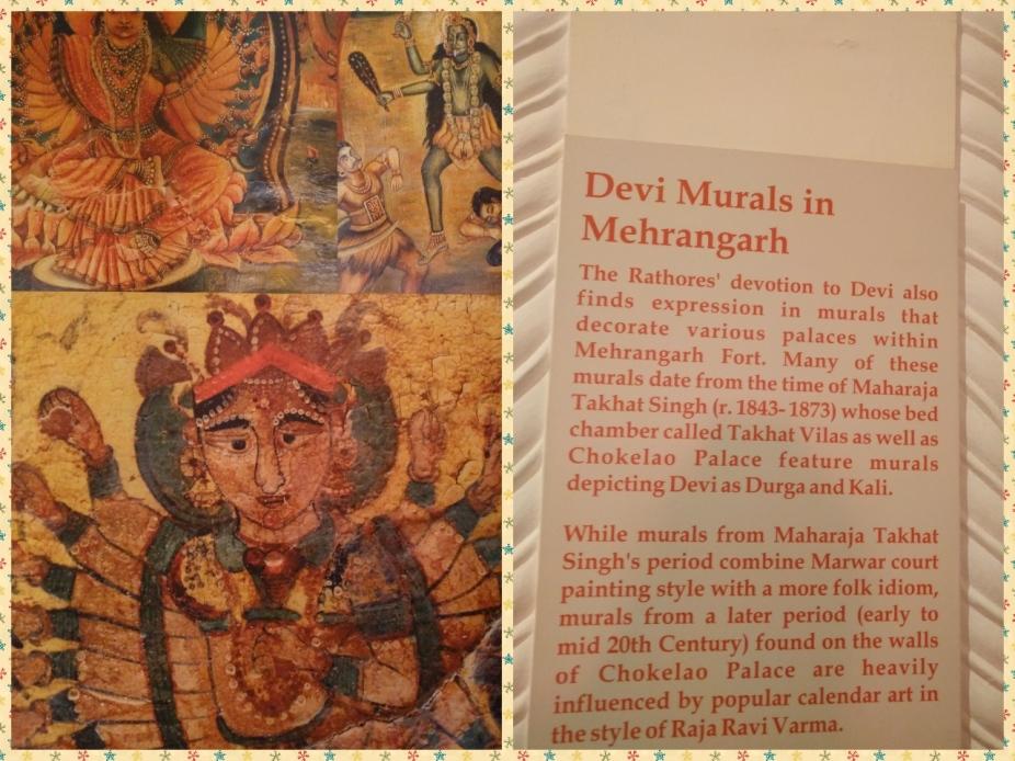 Murals of the Goddess