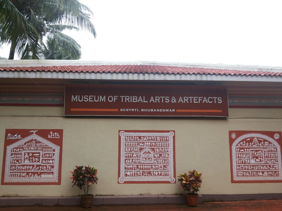 The Bhubaneshwar, Orissa museum of Tribal Arts and Artifacts, A must visit!