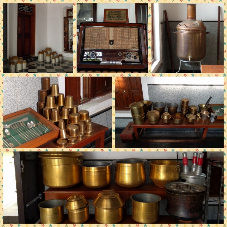 Kitchen wares - cooking and serving, Radio and a water boiler