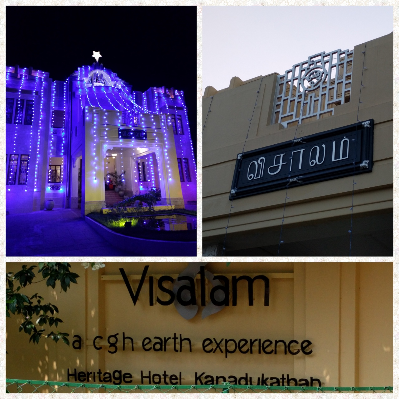 Visalam by CGH earth