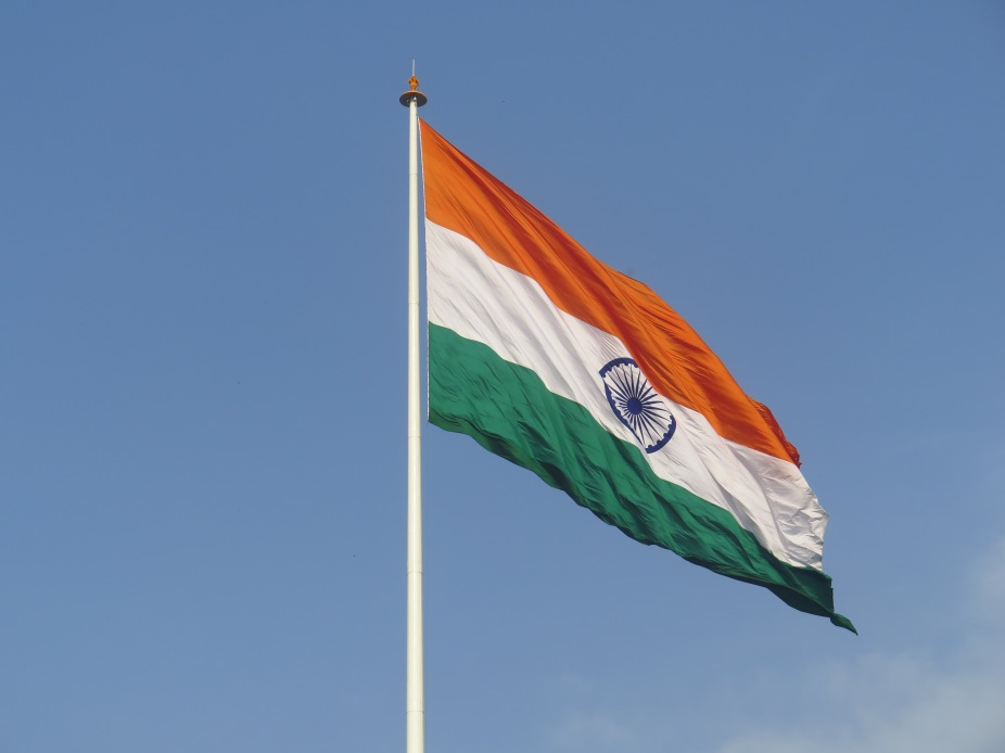 The Indian Tri color