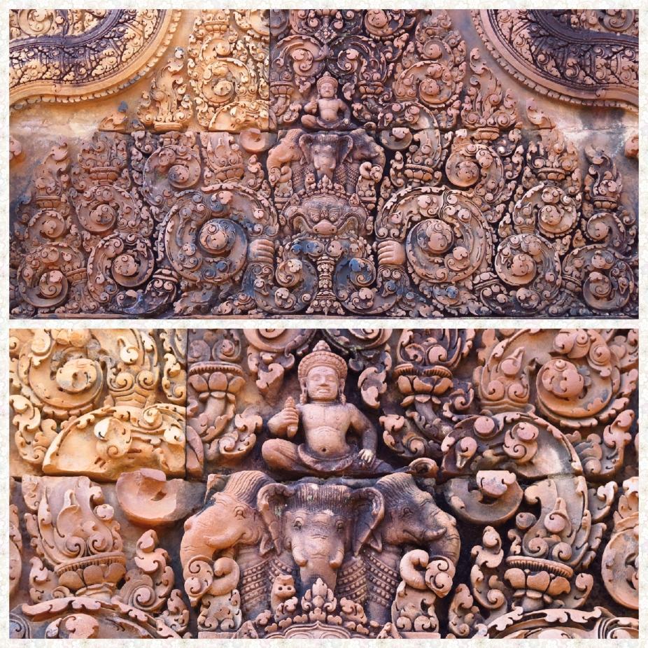 Indra on Airavath