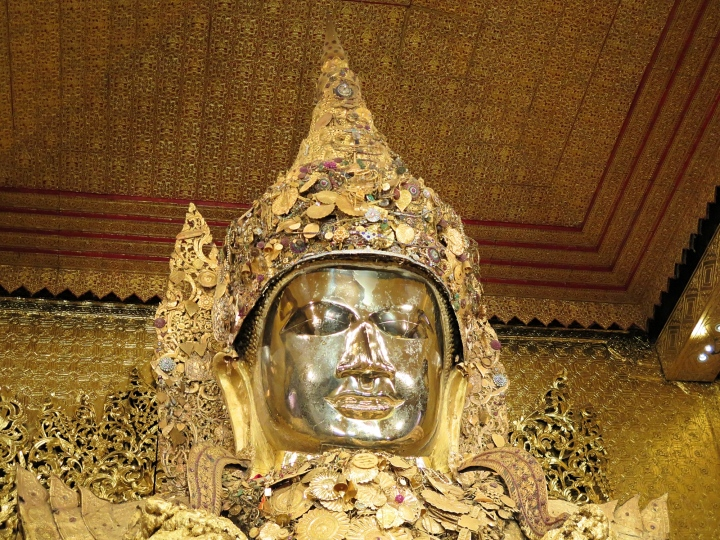 The Mahamuni of Mingun