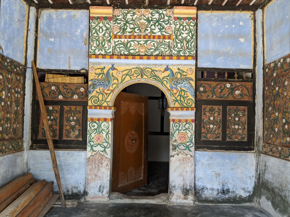 A residence of one of the students of the Satra. This Satra is famous for performing art like Gayan bayan, Sutra Naas, Ankia Bhaona (dramas of Sankardev and Madhabdev).